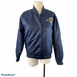 NFL RAMS Bomber Jacket